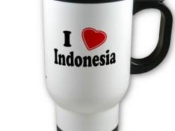 gelas indonesia