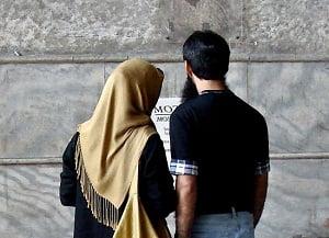 couple moslem