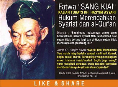 fatwa Hasyim